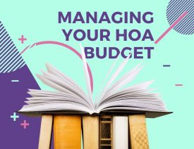 managing your HOA Budget