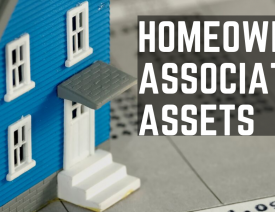 How to identify assets in your homeowners association